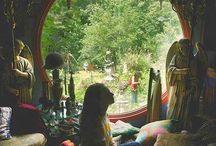 Meditation room ideas / Healing Arts Center