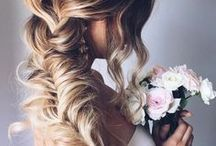 Hair - wedding