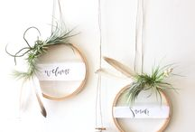 Interior Design- Objects, wreathes
