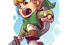 Link/Zelda