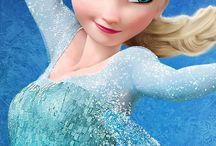 Elsa / Queen of everything.