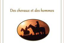 Des chevaux et des hommes / Lapbook sur les chevaux, de l'Association Carpe Diem