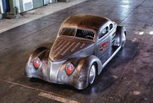 kustoms and hotrods