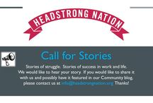 Headstrong Nation Stories