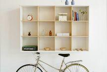 Bike Idea storage