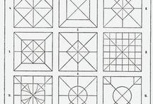 motive geometrice