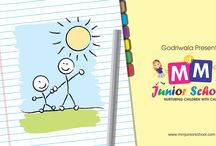 pre primary school / MM Junior School, one of the best kid schools in Raipur where you will get the world class, modern and responsive education system.