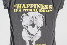 Dog & Pit Bull Clothing - For Humans! / pit bull shirts, sweatshirts, and clothing that I love! Follow me on lolathepitty.com!