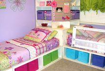 Diy bedrooms for kids