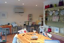 ShabbyAnd... High Street Shop Has Launched / Shabby Chic Vintage and Retro Furnishings for the Home.. Also jewellery and gifts.