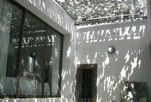 Light Pattern Wall
