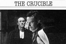 Crucible, a 1953 play by Arthur Miller