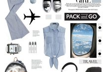 Travel Style / Got the travel bug? Who doesn't? Here you'll find sets and items loved by world travelers everywhere!