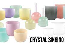 As crystal healer