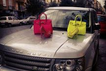 LADIES FASHION / Ladies fashion items that will make you stand out with your Land Rover or Range Rover ;)