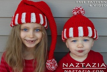 Baby Crochet Hats and Things / by Velma Rougeau