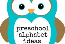 Preschool Ideas / by Rebecca Lyon