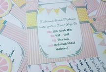 Lemonade Theme / Lemonade Mums High Tea