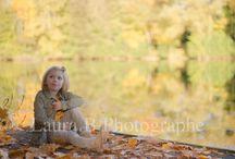 Photo automne enfant