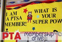 PTA Membership / PTA Membership Ideas