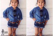 Kids Fashion / by Mayette Capacion-Abella