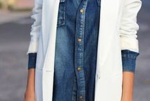 Vestir / Looks que eu curto e muitas peças que também tenho no guarda-roupa. Pra inspirar!