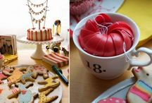 Party Fun and Ideas / by Jami Rugg