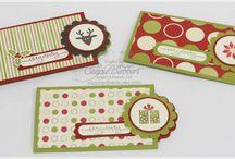 Christmas Gift Tags / by Lisa Meyer