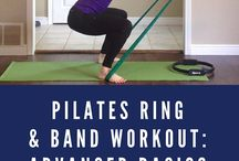 pilates workout advanced