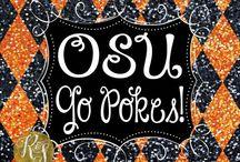 OSU Cowboys Pokes Personalized Custom / Rebelandsass@yahoo.com