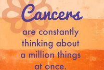 Zodiac sign : Cancer ♋