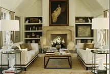 HOME::Living Room / by Cine Braxton
