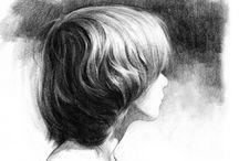 머리카락 표현