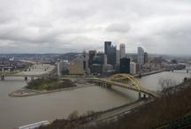 Pittsburgh / Pittsburgh - připravte se na zimu. Počasí je zde poněkud zvláštní :)