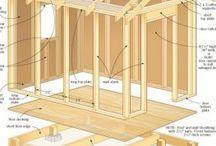 Wood gardenhouse