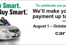 Car Buying! & Ways to Save!