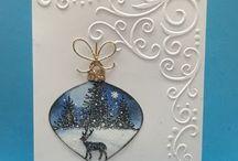 Christmas ornament idea for JM