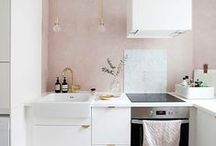 painting a small kitchen