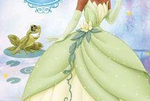 princezny Disney
