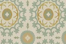 Fabrics / by Jennifer Carroll @ Celebrating Everyday Life