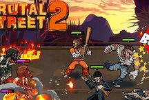 Brutal Street 2 mod apk