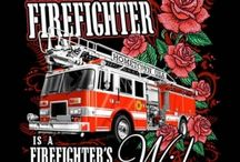 The Life of a Firefighter's Wife / by Brittany Horne Newland