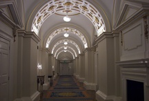 hallways/hotels/decor