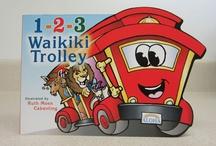 Waikiki Trolley Gift Shop