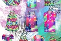 LEAFLETS  / Leaflets for Different Fashion Shows