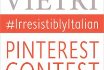 Irresistibly Italian / by Bree Stillings