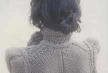 knitted style