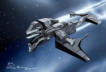 Spaceships / Spaceships