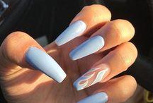 nails pattern