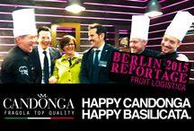 Candonga Fragola Top Quality al Fruit Logistica Berlino 2015 / La Candonga Fragola Top Quality al Fruit Logistica 2015. Padiglione 4.2 - Stand C11 #Berlin #fruitlogistica #Candongaitalia